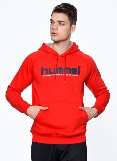 Hummel Sweatshirt Bordo